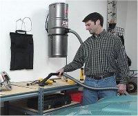 hoover garage vacuum cleaner