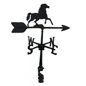 hand cast horse weathervane