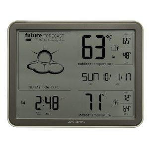 AcuRite 75007 weather station with jumbo display