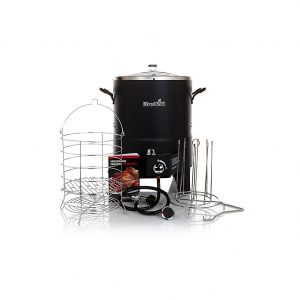 tru infared oil-less turkey fryer