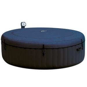 Intex inflatable portable hot tub review