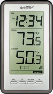 La Crosse WS-916U-IT digital thermometer