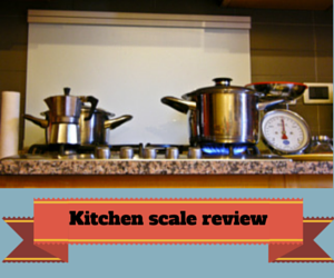 kitchen scale reviews