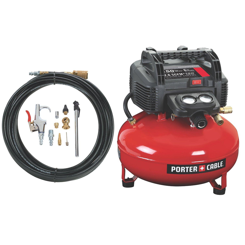 porter-cable c2002-wk pancake compressor