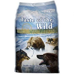 Taste of the wild canine formula