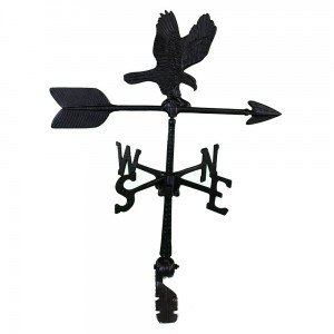 eagle ornament weather vane