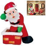 4 foot santa claus decoration