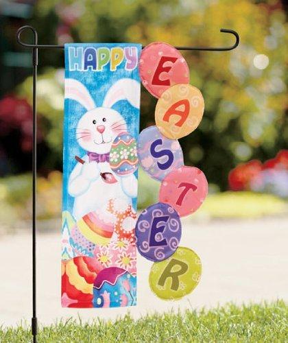 Easter Garden Decor – Easter Flag