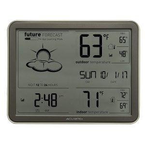 AcuRite 75007 weather station with jumbo display
