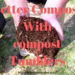 compost tumbler reviews