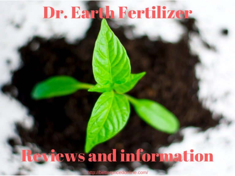 Dr Earth Fertilizers For Fruit And Vegetables