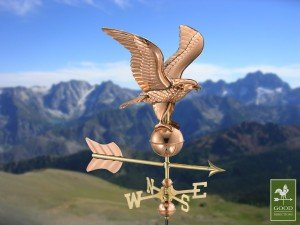 good direction 8815pr weather vane