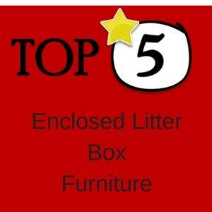 designer cat litter boxes