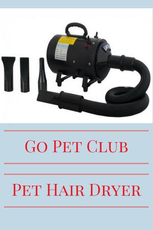 Go Pet Club Pet Hair Dryer Review