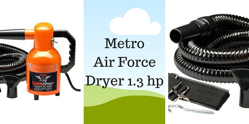 metro air force pet dryer