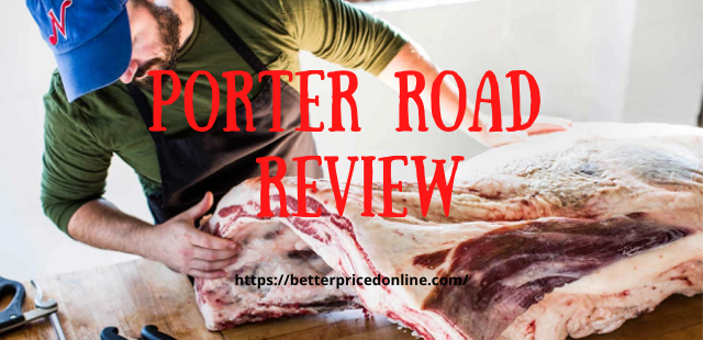porter road review - butcher inspecting meat