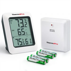 ThermoPro Pt-60 indoor outdoor thermometer
