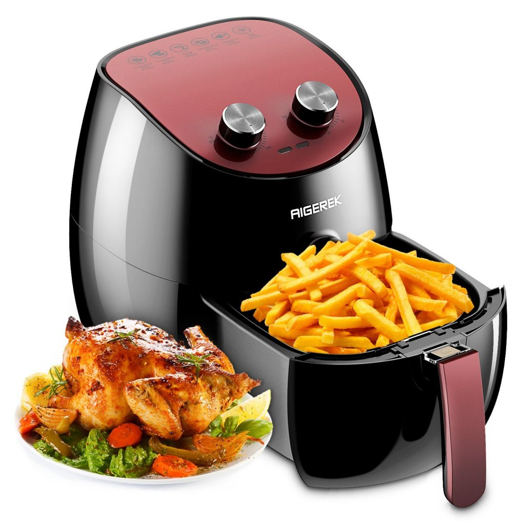 aigerek hot air fryer