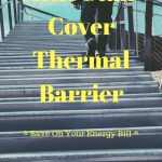 attic stair cover thermal barrier