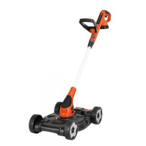 Black and decker mct220 mover, trimmer and edger