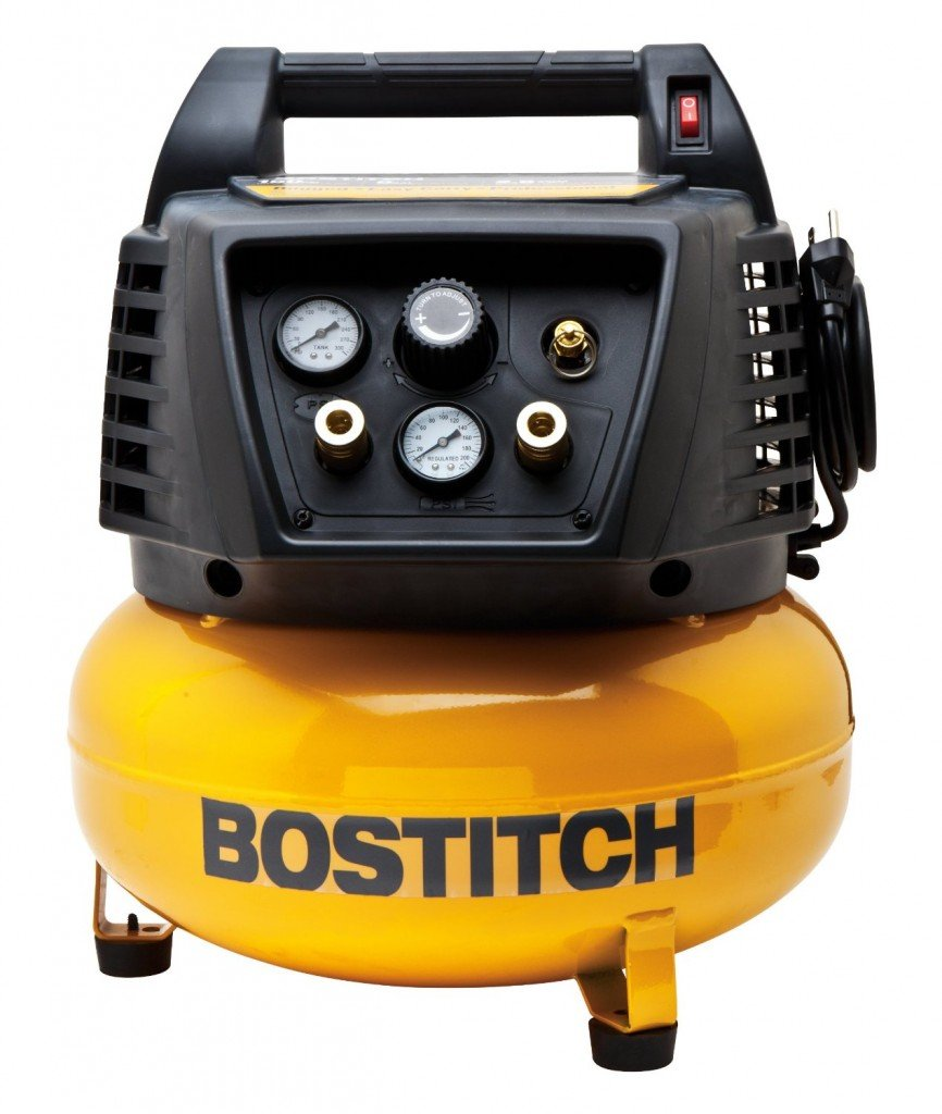 BOSTITCH BTFP02011 pancake compressor review