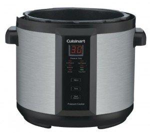 Cuisinart cpc-600 pressue cooker