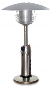 garden sun table top patio heater gs3000ss review