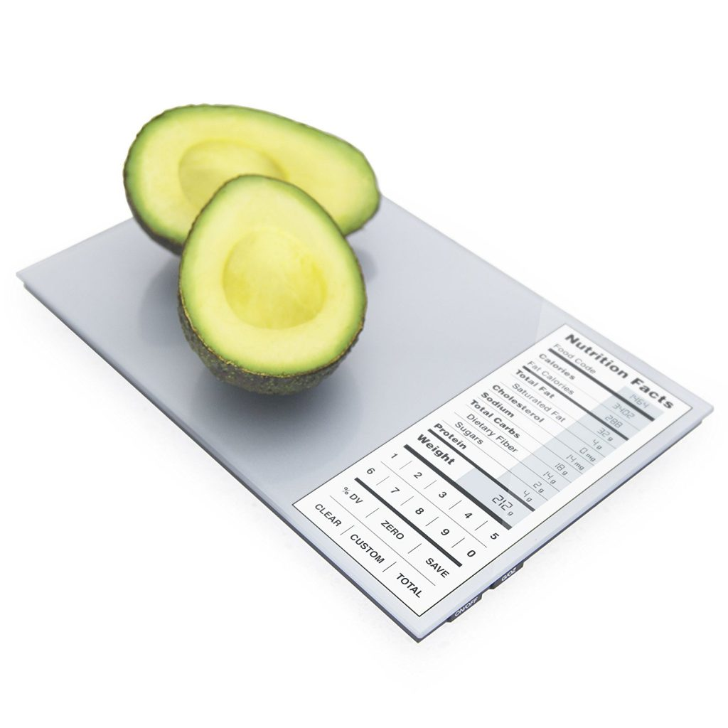 greater goods scale built in nutritional facts review