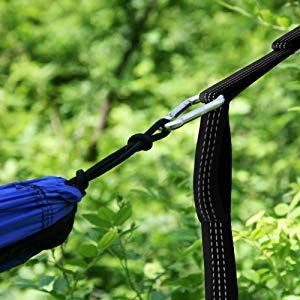 Tree Saver Hammock Straps No Longer Damaging Trees