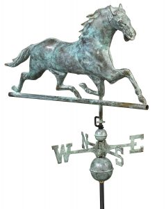 Good direction 580P hore weathervane