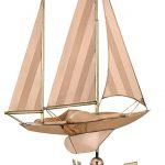 sailboat weather vane