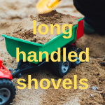 long handled shovels