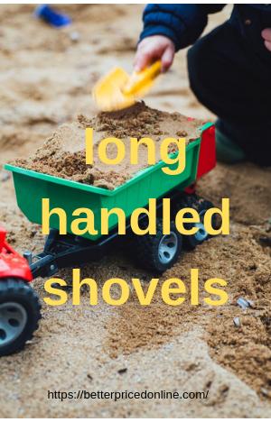 Long Handled Shovels
