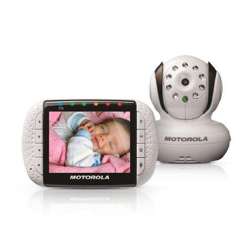 Motorola Baby Monitor MBP36 Review